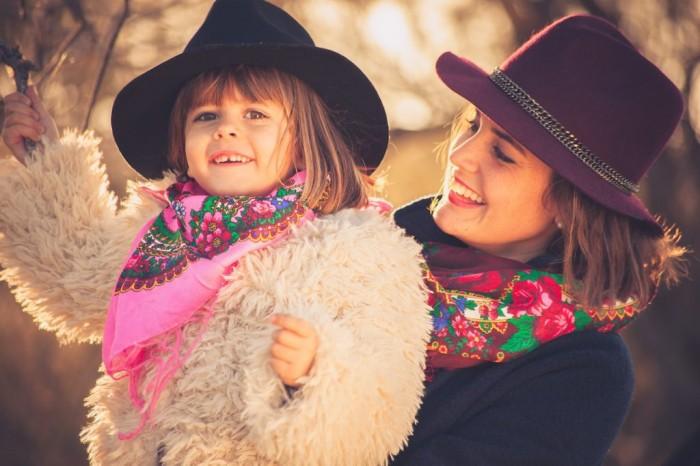 Les foulards du Bazar des poupées russes