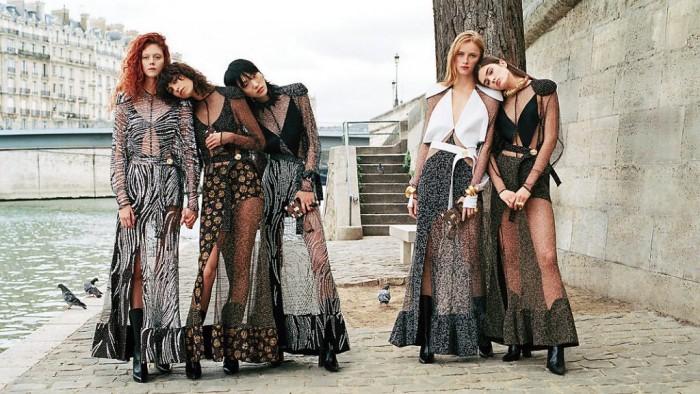 Série 6, la nouvelle campagne de la Maison Louis Vuitton