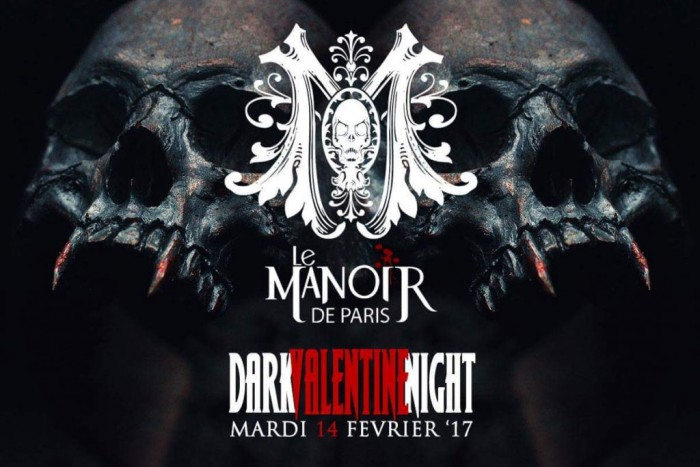 Dark Valentine Night au Manoir de Paris : l'Amour est un vampire