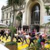 Yoga & collation Healthy à L'Opéra