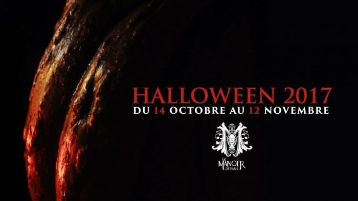 Les liens de sang, Halloween 2017 au Manoir de Paris