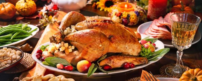 Un Thanksgiving à Paris