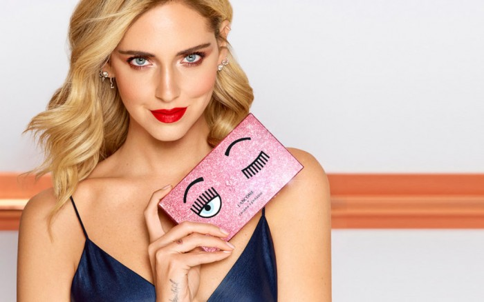 La collection Chiara Ferragni x Lancôme