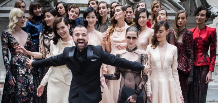 Julien Fournié Haute-Couture fête ses 10 ans