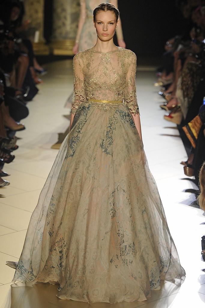 Elie saab haute couture automne hiver 2012 2013 maryo 39 s for Haute renaissance