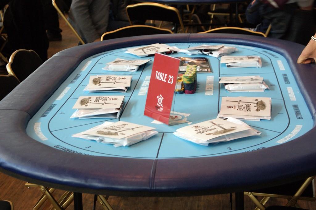 Vegas Unchained La Team Pro Winamax Vu Par Gregoire Camuzet