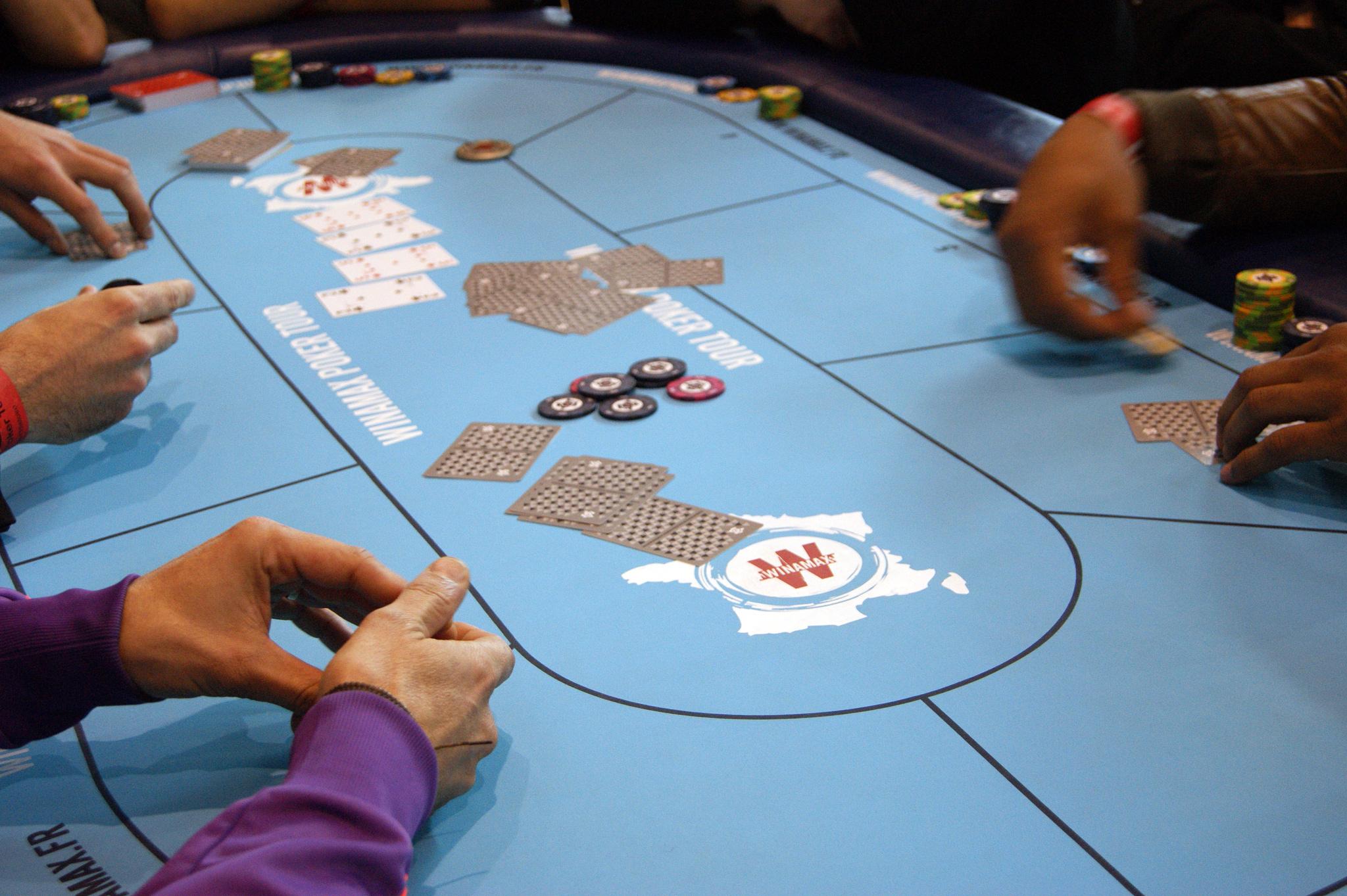 Maryo S Bazaar Winamax 22 Poker Tour Web
