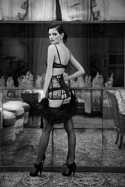 Photo De Femme Lingerie En Sensuelle 45RjL3A