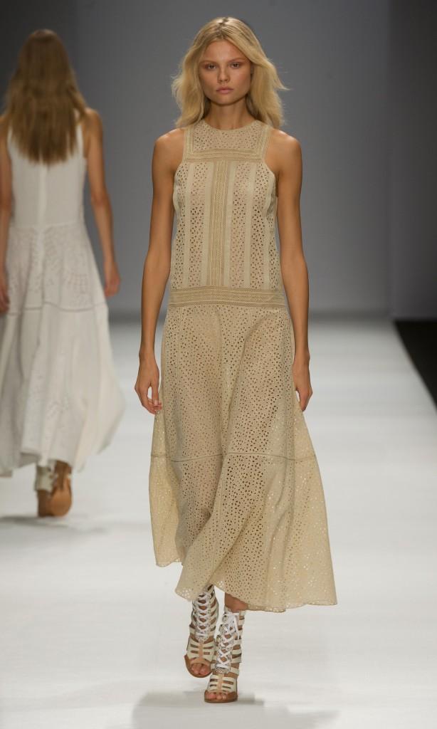 Robe longue boheme 2013