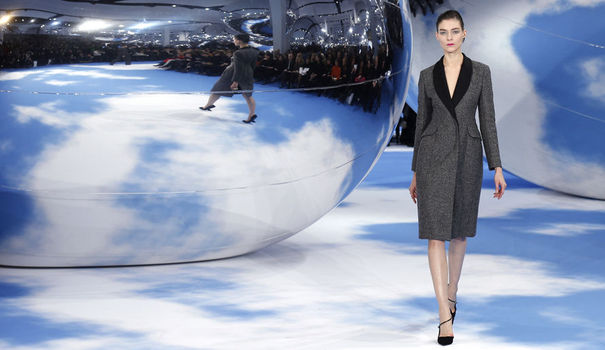 Raf Simons pour Dior