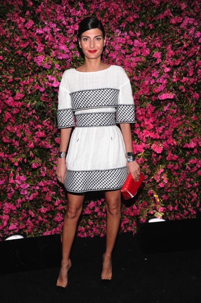 giovanna_battaglia Chanel Tribeca Film Festival