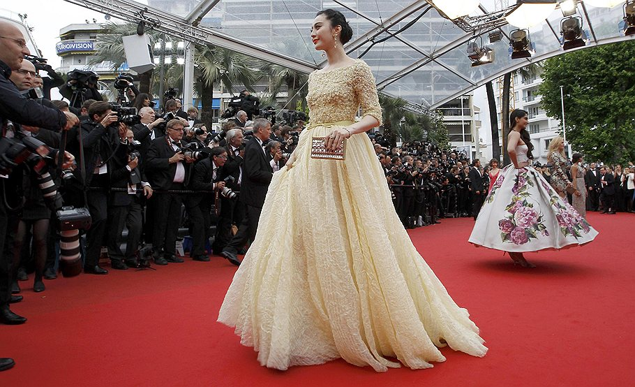 Fan Bing Bing REUTERS - Regis Duvignau - day 2