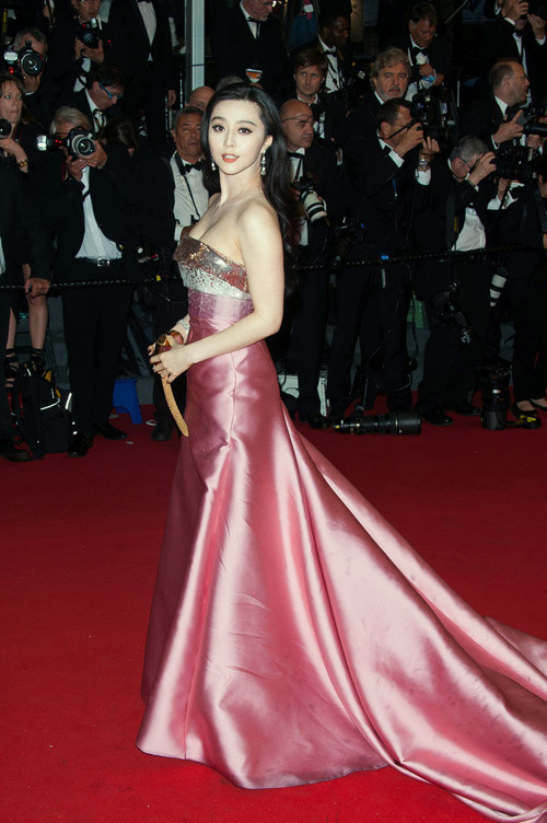 Fan Bingbing Louis Vuitton Cannes 2013