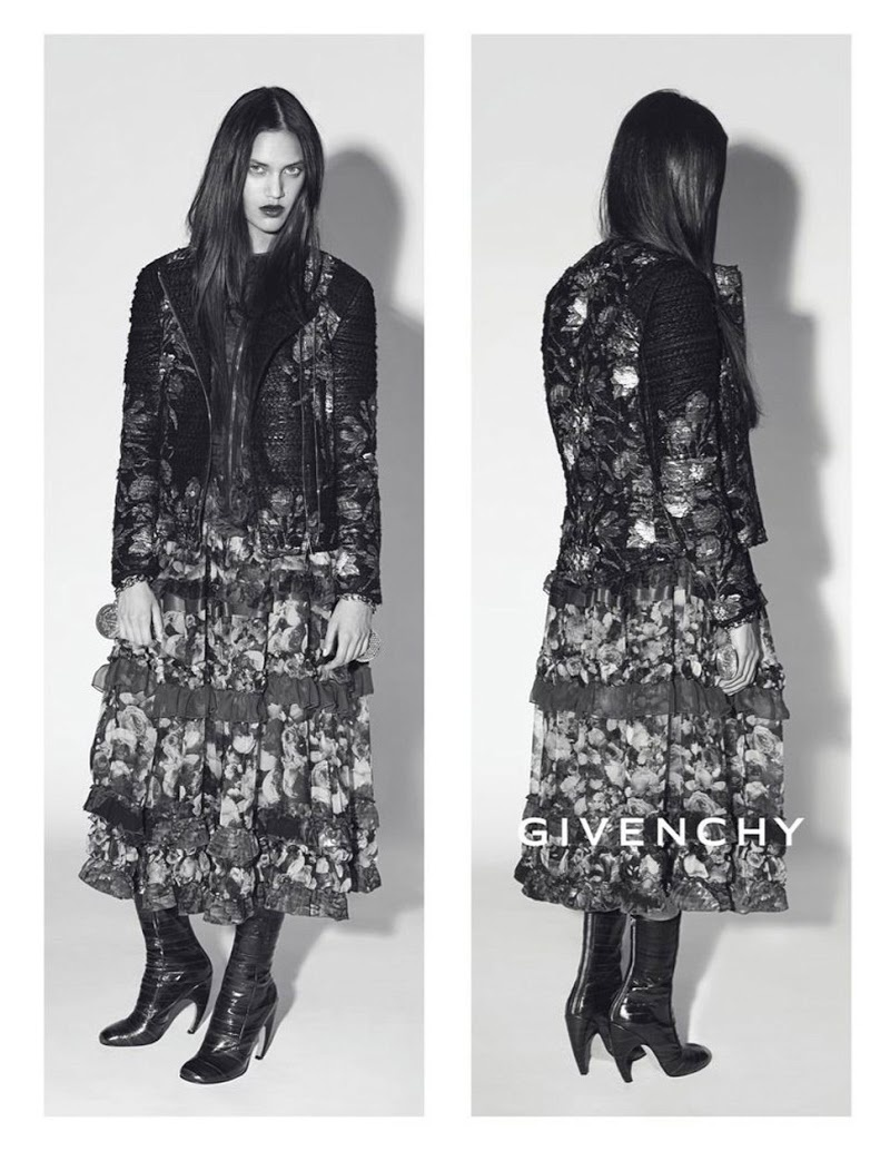 Givenchy--fall-winter-2013-14-ad-campaign-glamour
