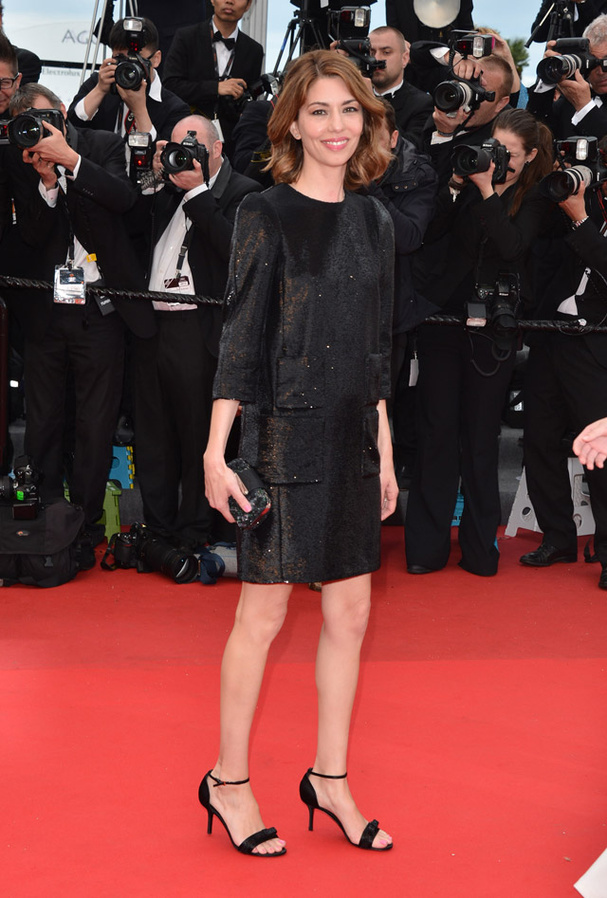 Sofia Coppola en louis Vuitton -Getty Images