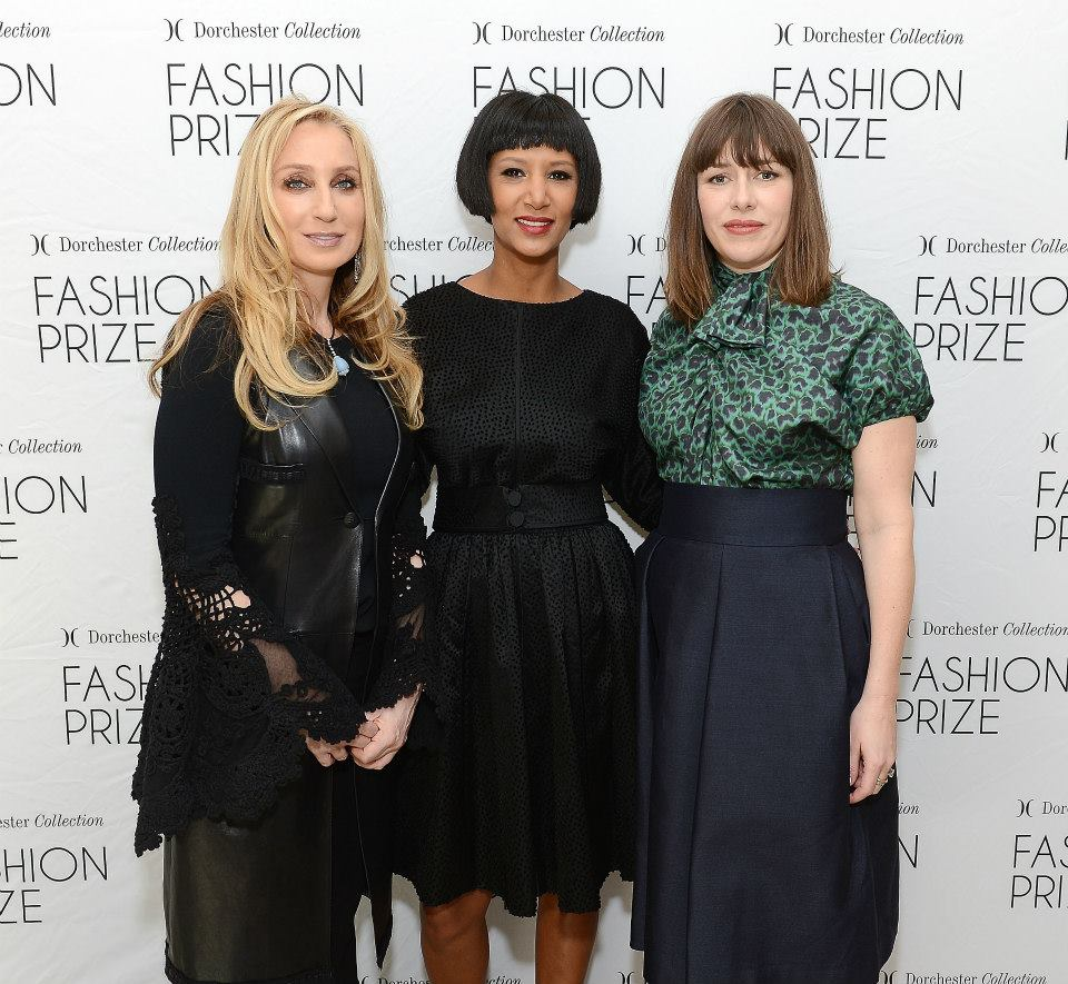 The 2013 Dorchester Collection Fashion Prize US Jury