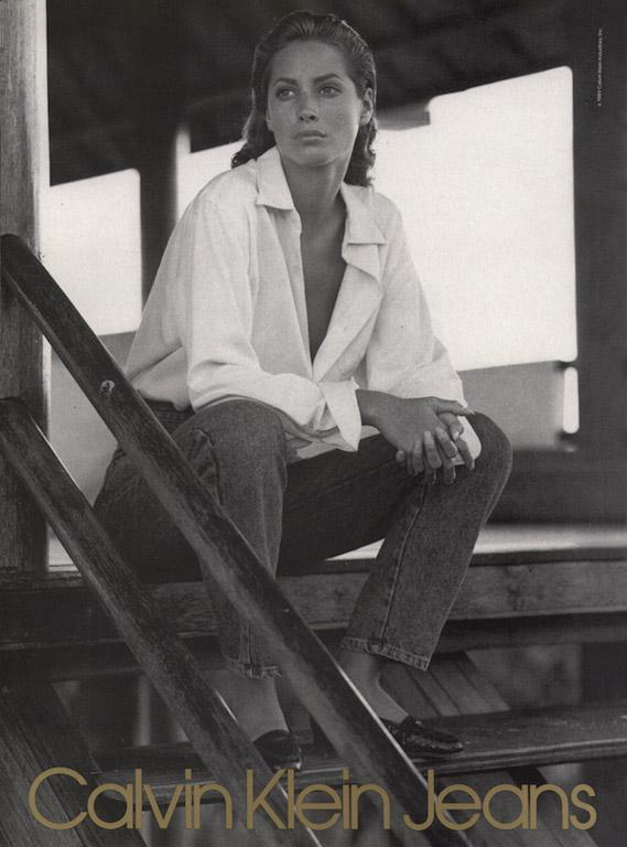 calvin Kleins Jeans1989