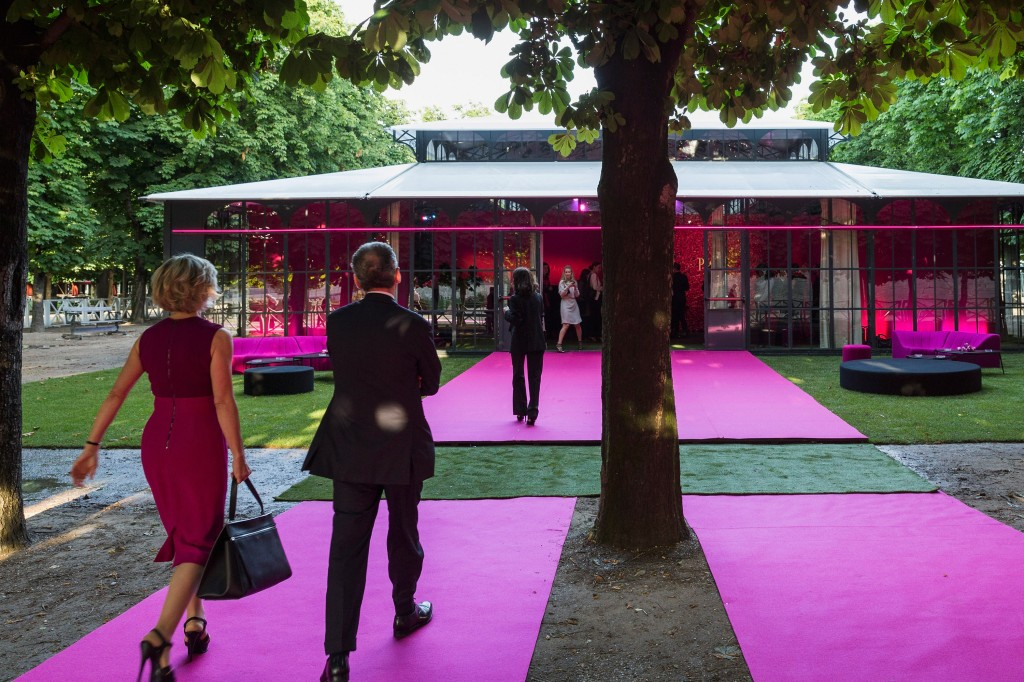 Piaget Rose Day Private Event & Concert - Pink Carpet Arrivals