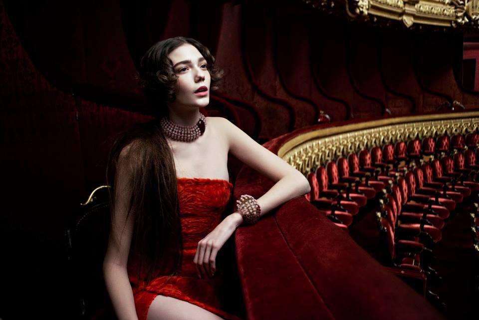 Dior Fall 2013 02