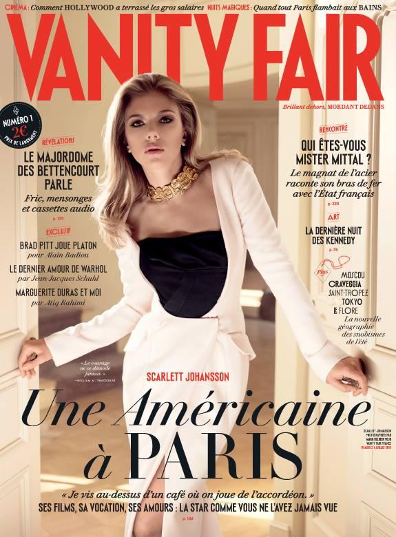 couverture vanity fair france