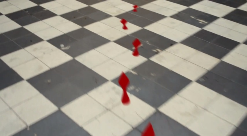 red sole on parisian street 3