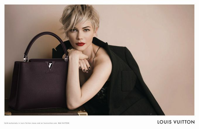Louis Vuitton Michelle Williams Campaign_1