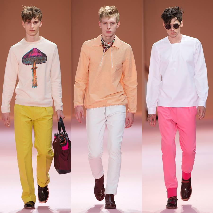 Paul Smith Printemps Eté 2014 03