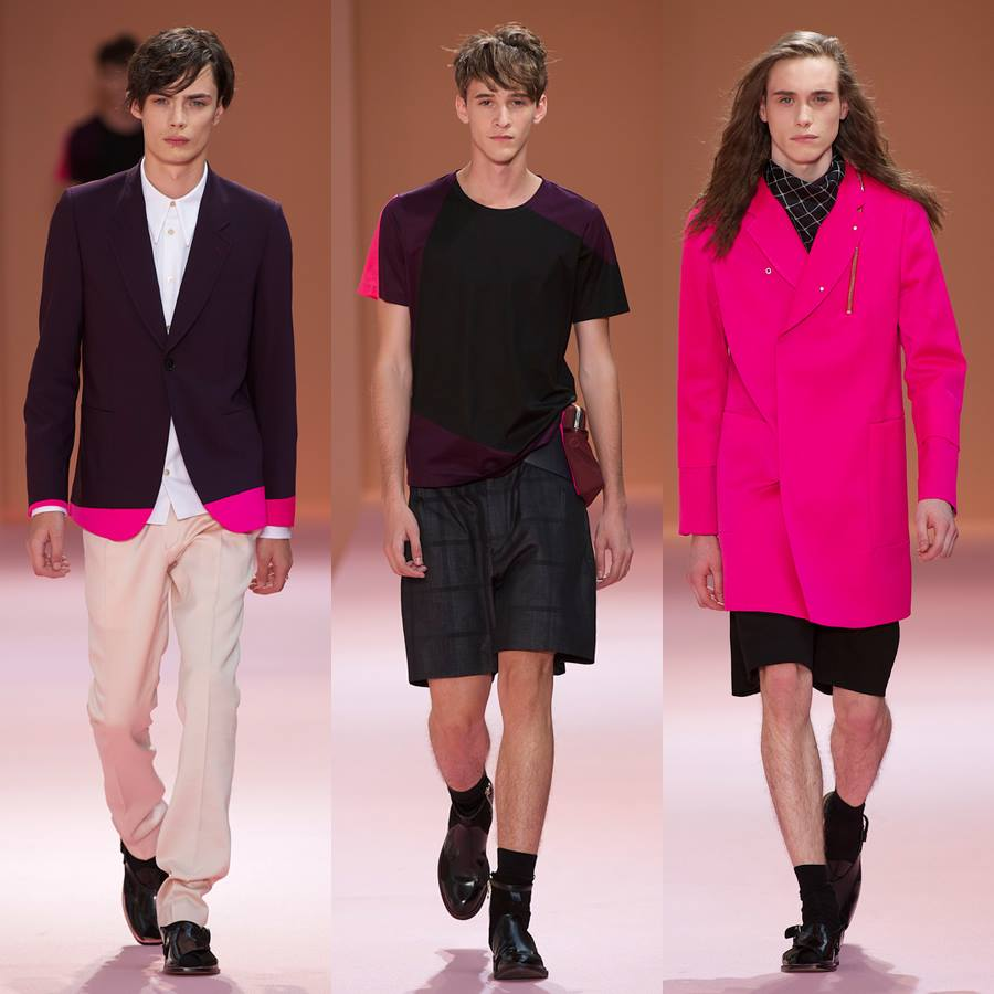 Paul Smith Printemps Eté 2014 06