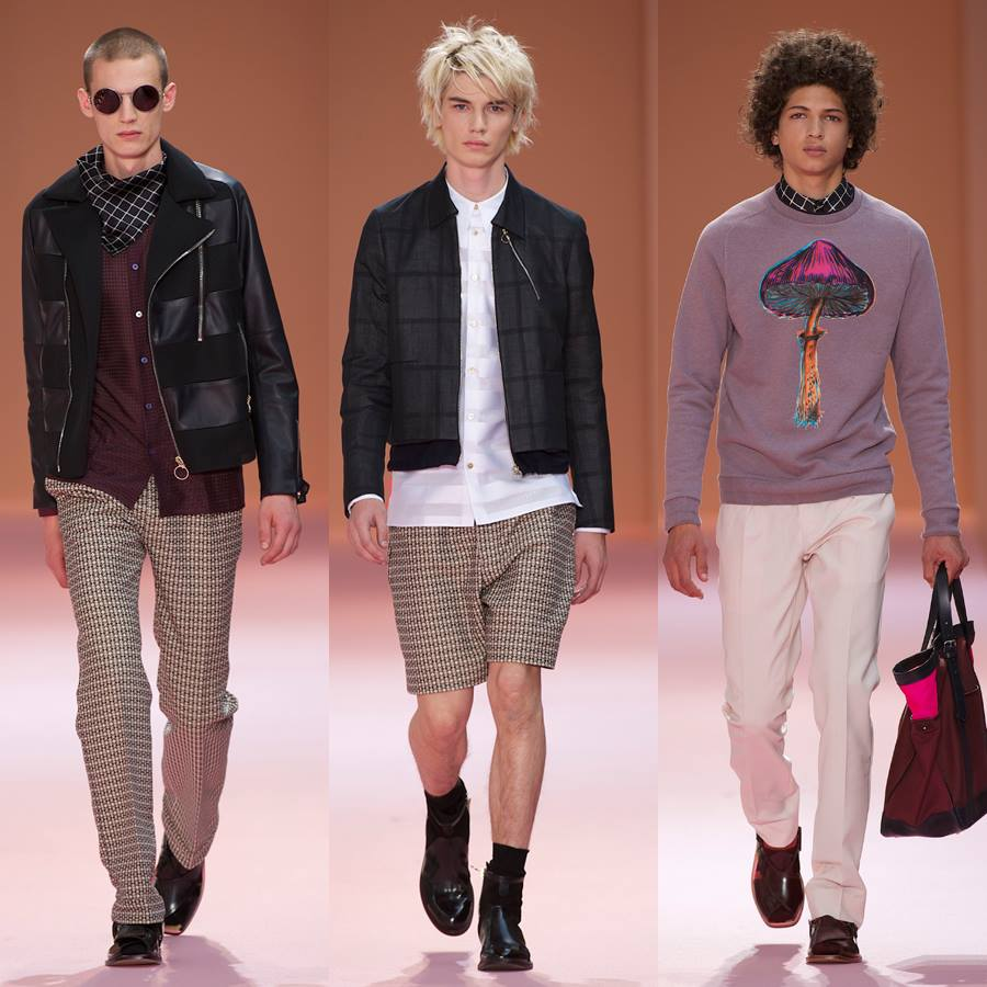Paul Smith Printemps Eté 2014 07