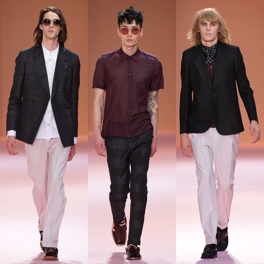 Paul Smith Printemps Eté 2014 08