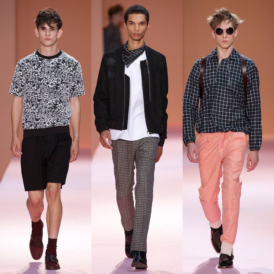 Paul Smith Printemps Eté 2014 09