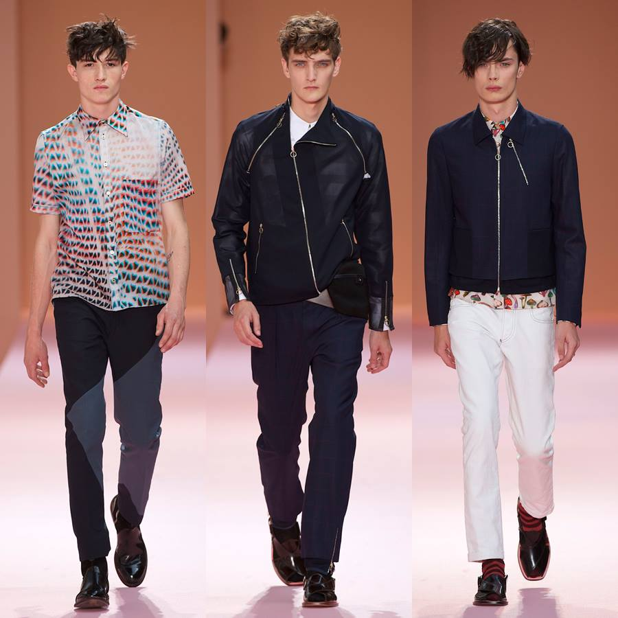 Paul Smith Printemps Eté 2014 14