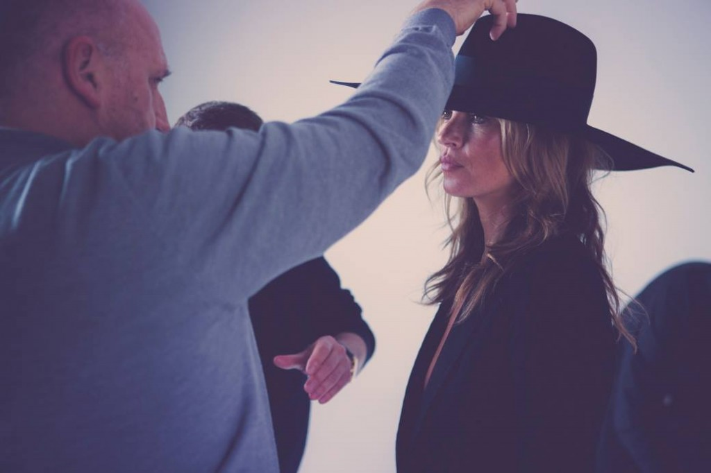 behind the scene FW13 campaign 12