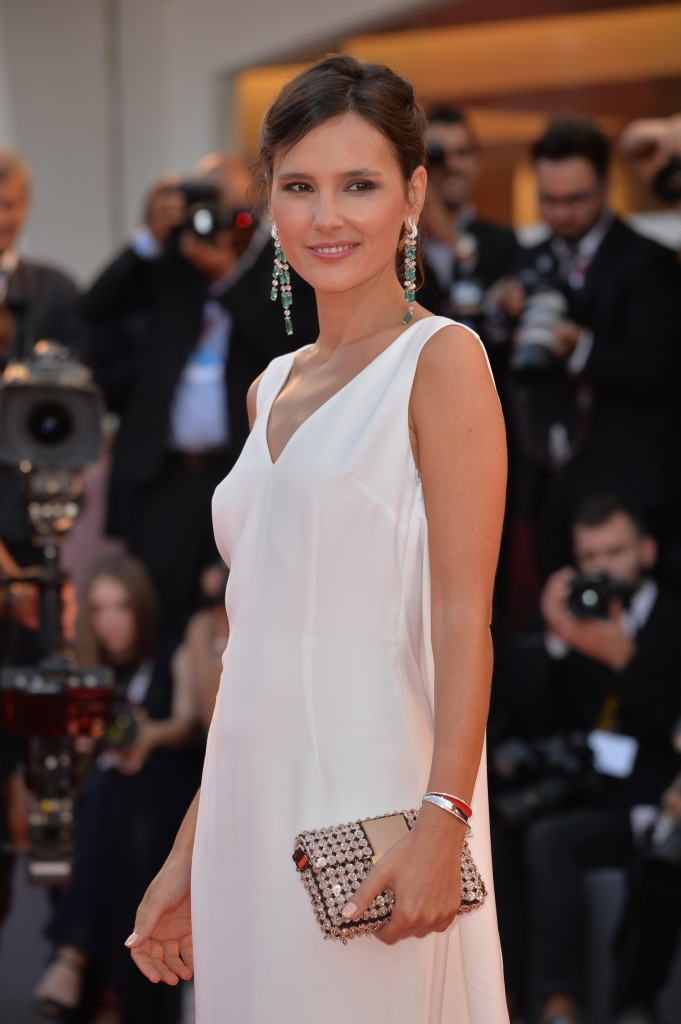 Virginie Ledoyen wears Chopard to the 70th Mostra Internazionale d'Arte Cinematografica in Venice, 28.08.2013_1