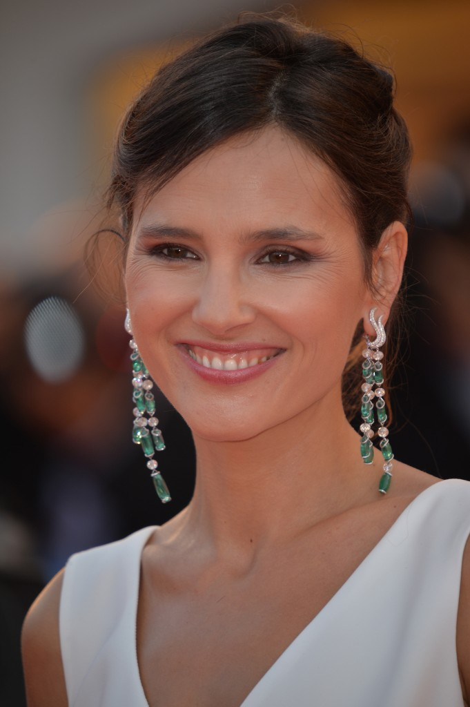 Virginie Ledoyen wears Chopard to the 70th Mostra Internazionale d'Arte Cinematografica in Venice, 28.08.2013_2