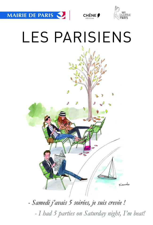 affiche les parisiens 08