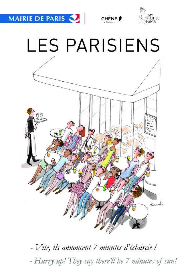 affiche les parisiens 10