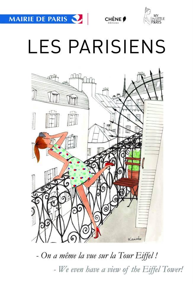 affiche les parisiens 11