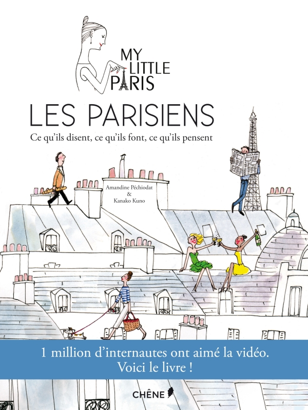 les parisiens le livre