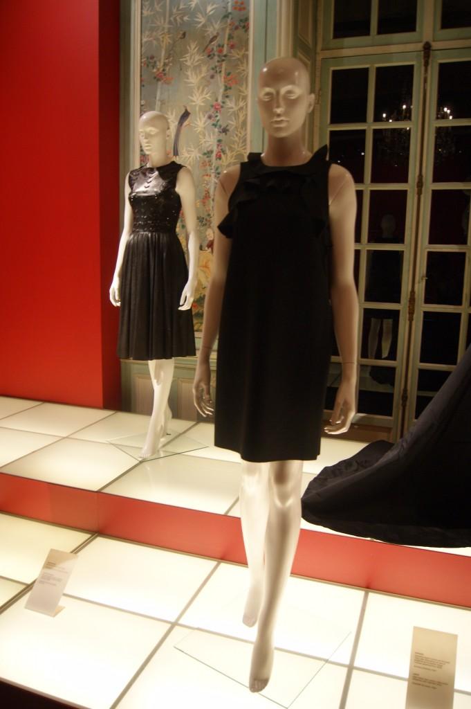 Prabal Gurung, robe en cuir collection automne-hiver 2011 Lanvin, robe courte en néoprène Alber Elbaz pour Lanvin pré-collection 2012