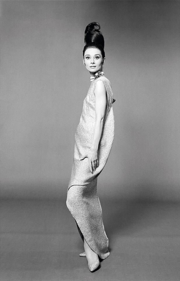 Audrey Hepburn par Bern Stern