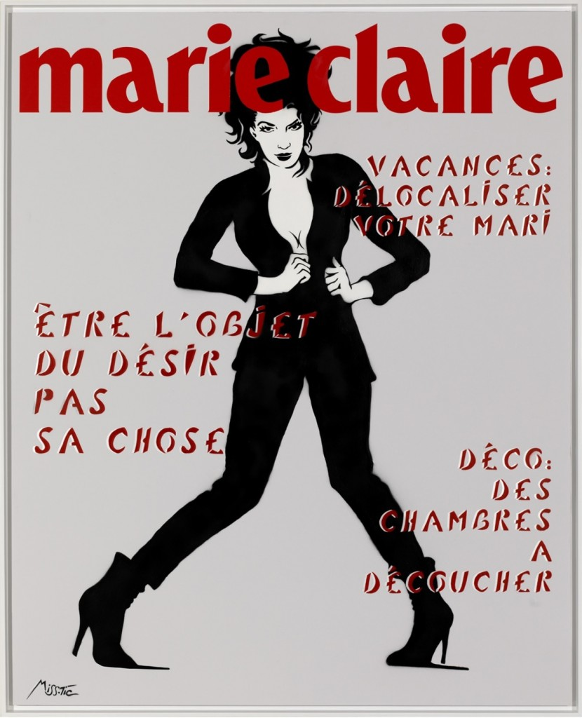Miss Tic Marie -Claire