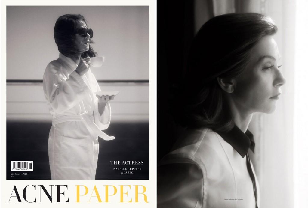 AcnePaper_IsabelleHuppert_Issue15_1