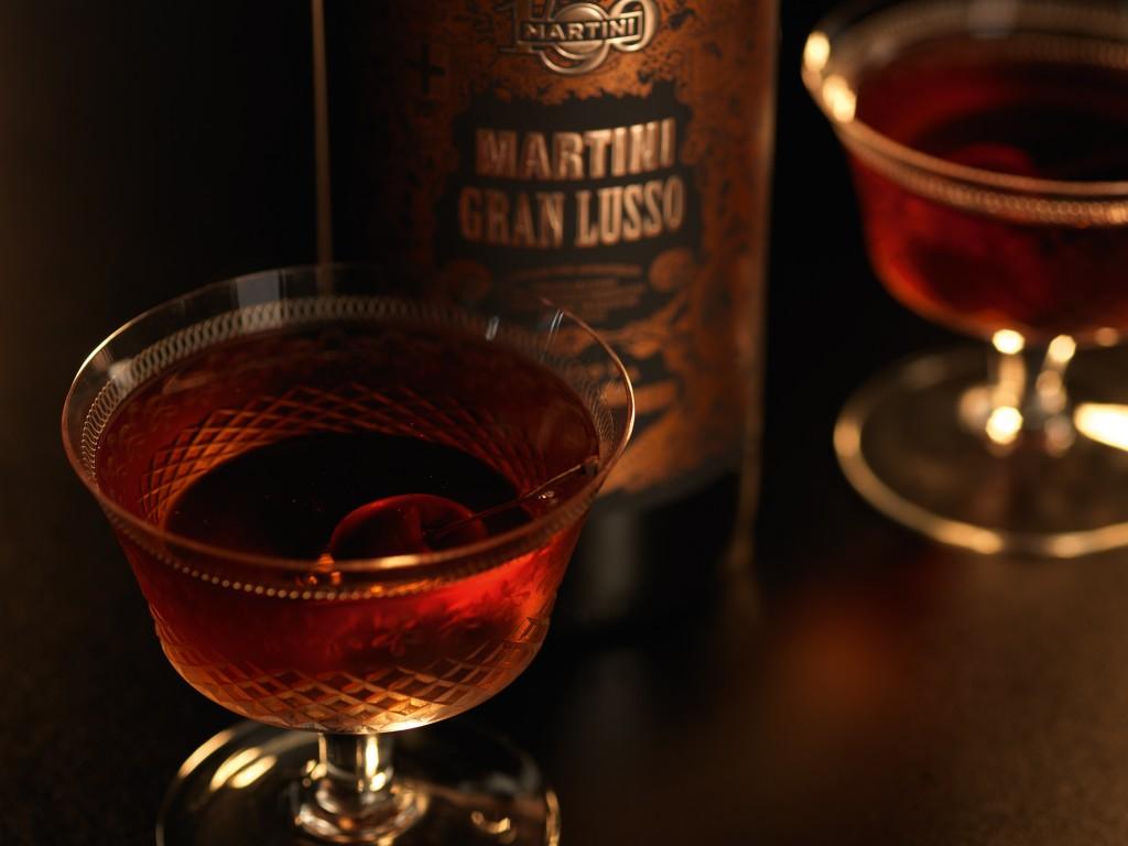 Martini Gran Lusso - El Presidente ambiance
