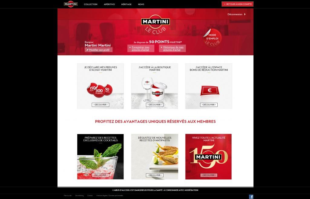 Martini.fr - accueil Club