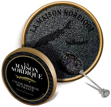 caviar impérial maison nordique