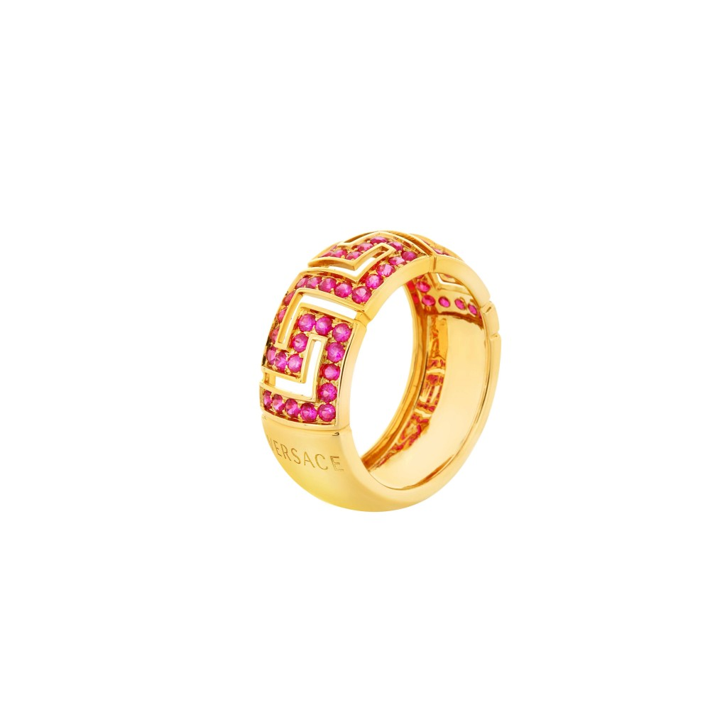 Greca RED RUBIES_ring