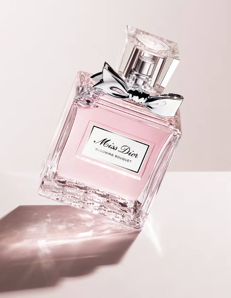 "d622952f933aa Miss Dior ""Blooming Bouquet"" is the newest addition to the iconic  collection"