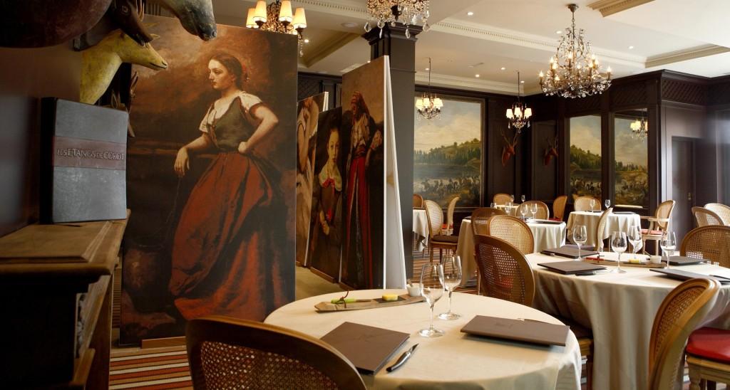 restaurant corot
