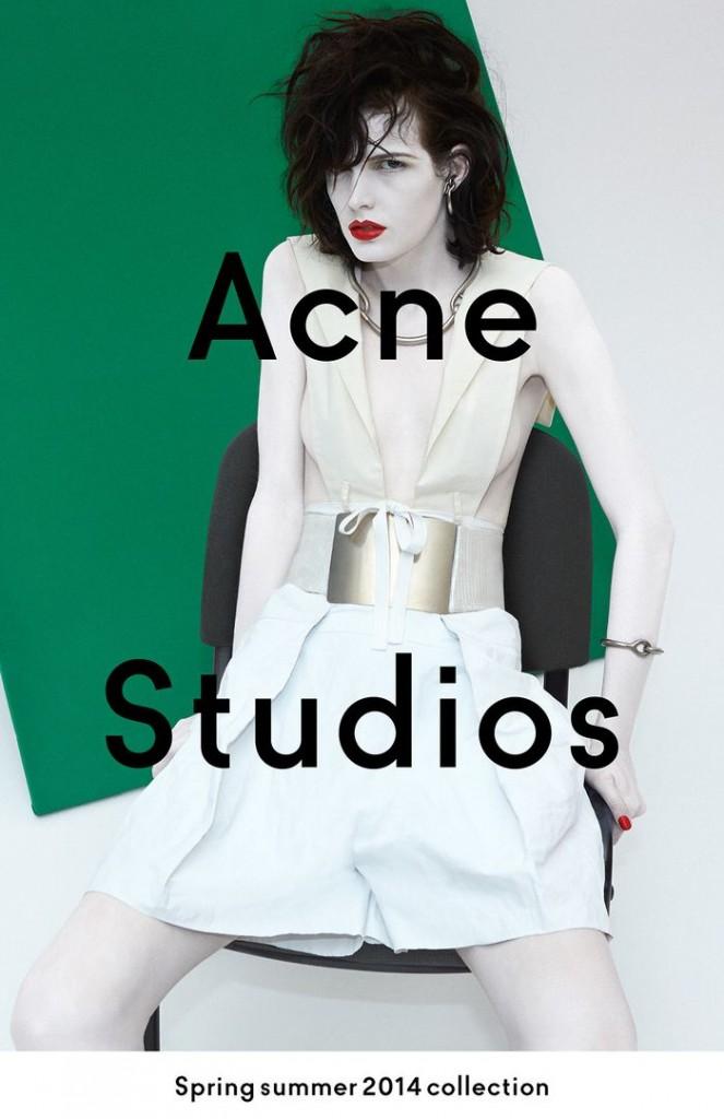 acne studios ss2014